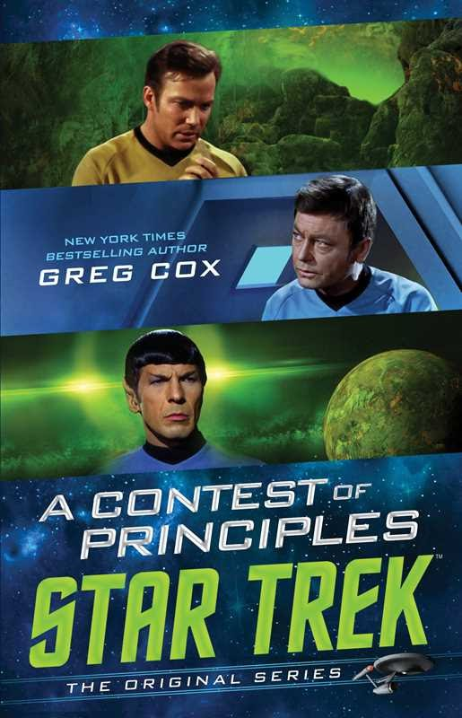 Out Today: Star Trek: A Contest of Principles