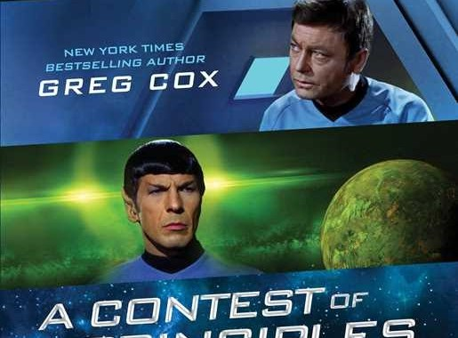 """Star Trek: A Contest of Principles"" Review by Blog.trekcore.com"