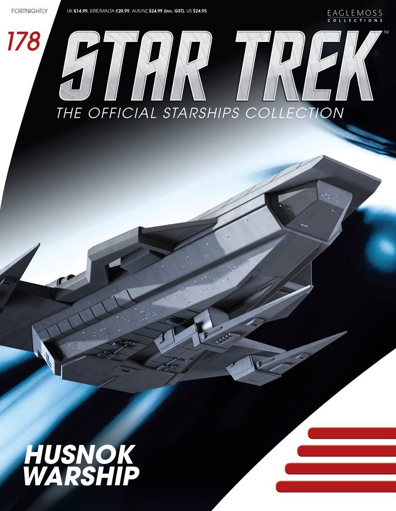 Out Today: Star Trek: The Official Starships Collection #178