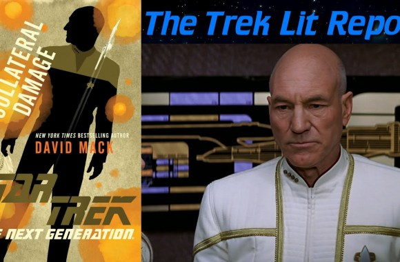 Star Trek Book Review: TNG: Collateral Damage by David Mack