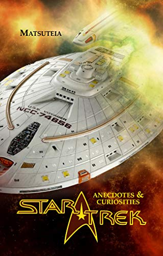 Out Today: Star Trek anedoctes & curiosities