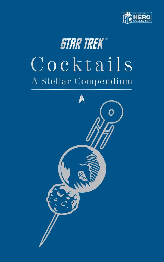 Star Trek Cocktails Review by Syfy.com