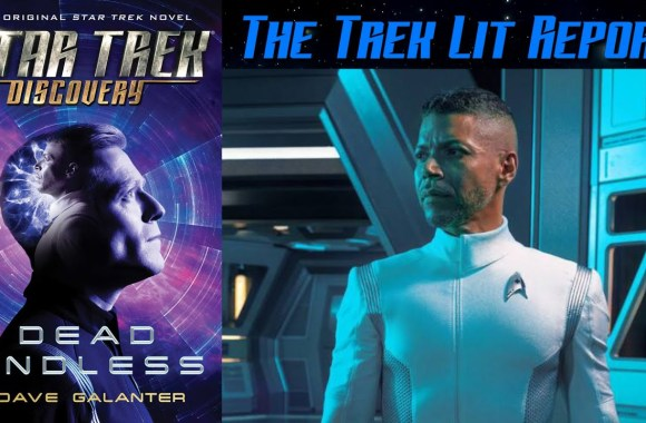 Star Trek Book Review: Discovery: Dead Endless by Dave Galanter