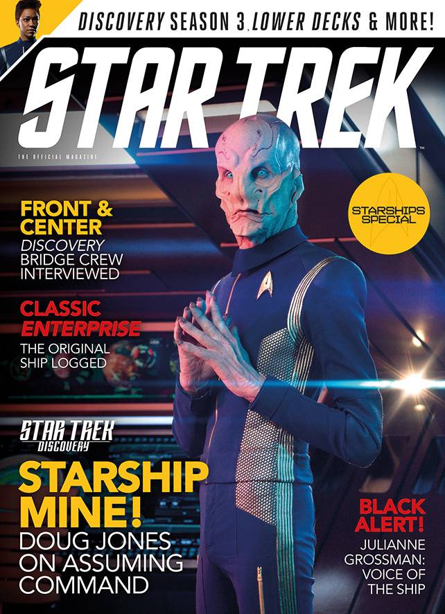 Out Today: Star Trek Magazine #204/#77