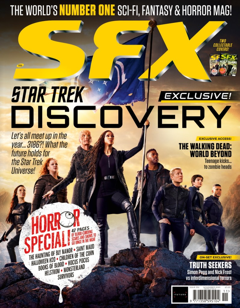 Out Today: SFX #332