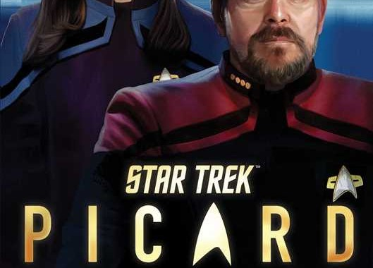 """Star Trek: Picard: The Dark Veil"" Review by Blog.trekcore.com"
