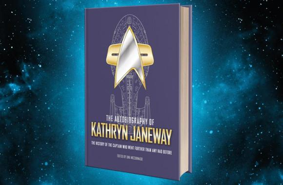 EXCERPT: The Autobiography of Kathryn Janeway