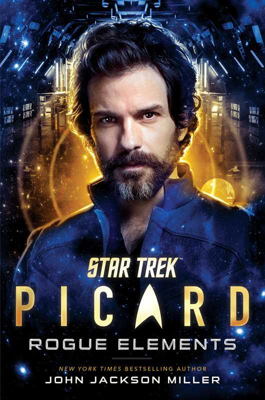 New Book Added: Star Trek: Picard — Rogue Elements