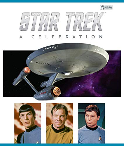 51M3UHJON7L Out Today: Star Trek: The Original Series: A Celebration
