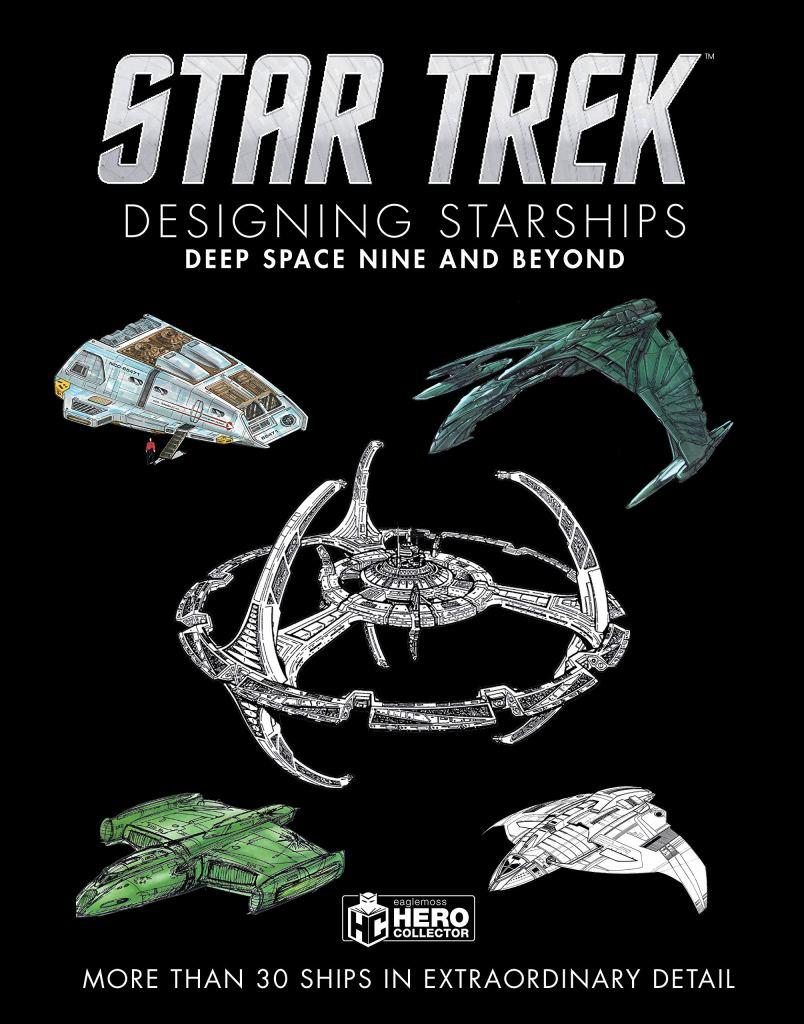 New Book Added: Star Trek Designing Starships: Deep Space Nine and Beyond