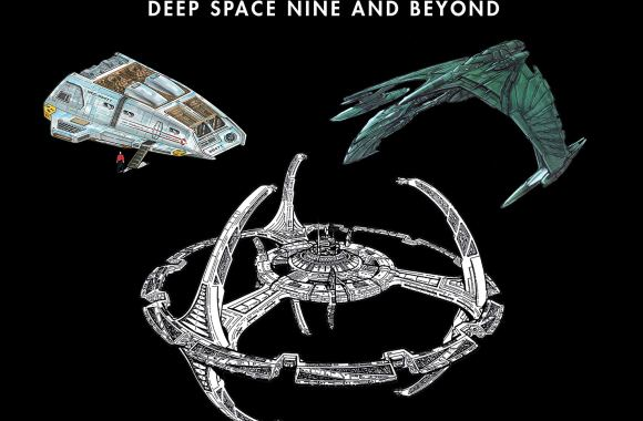 "New Book Added: ""Star Trek Designing Starships: Deep Space Nine and Beyond"""