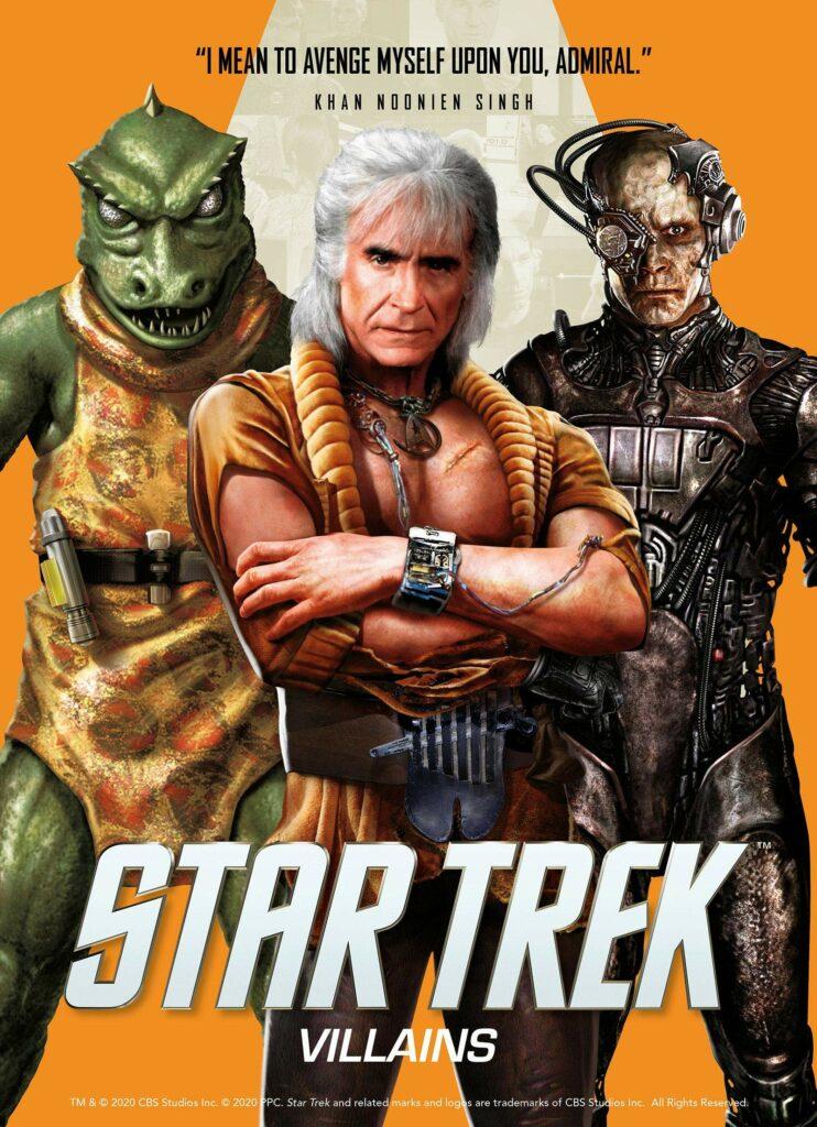 91fS13 dM8L 742x1024 New Book Added: Star Trek: Villains