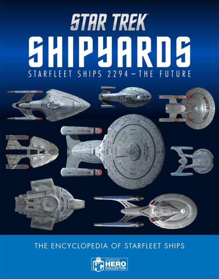 81eCMW0 GuL 803x1024 Star Trek Shipyards Star Trek Starships: 2294 to the Future The Encyclopedia of Starfleet Ships Review by Trekclivos79.blogspot.com