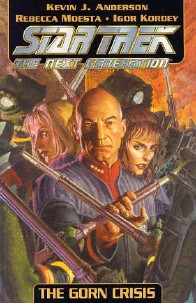 Star Trek The Next Generation graphic novels from
