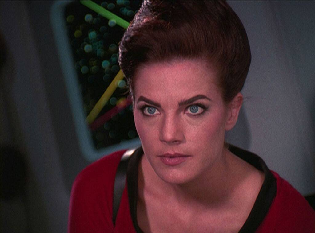 Terry Farrell as Jadzia Dax