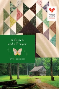Book Review: A Stitch and a Prayer from Starts At Eight