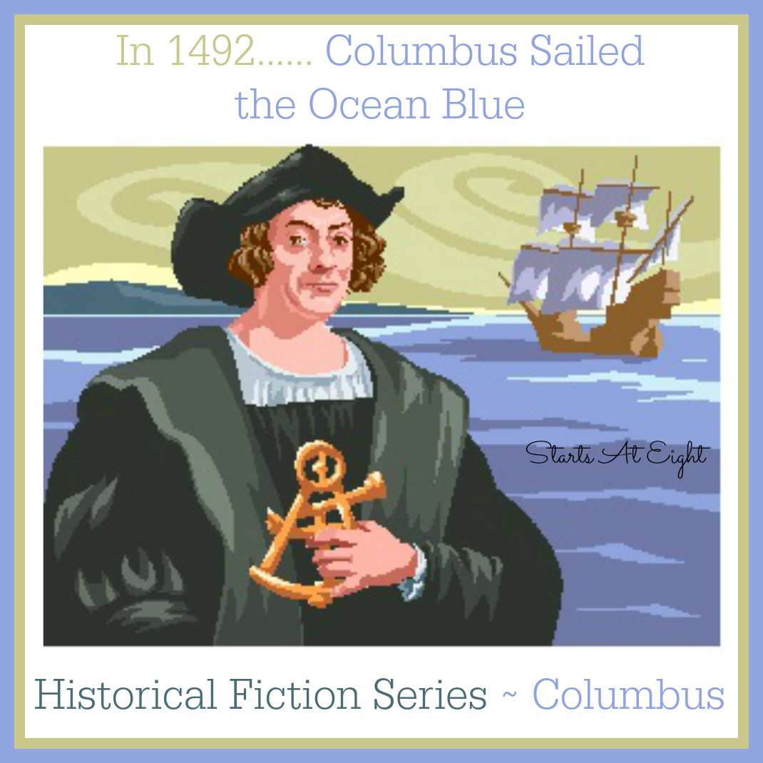 Historical Fiction Series Columbus