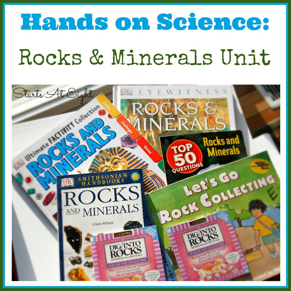 hight resolution of Hands On Science: Rocks \u0026 Minerals Unit - StartsAtEight