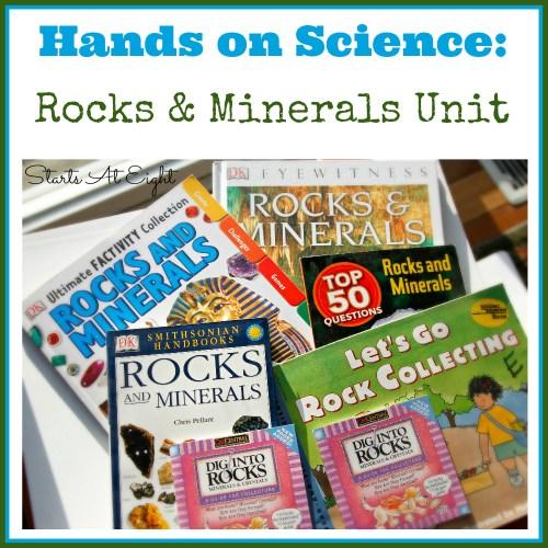 small resolution of Hands On Science: Rocks \u0026 Minerals Unit - StartsAtEight