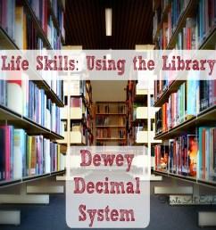 Life Skills: Using The Library - Dewey Decimal System - StartsAtEight [ 1000 x 1000 Pixel ]