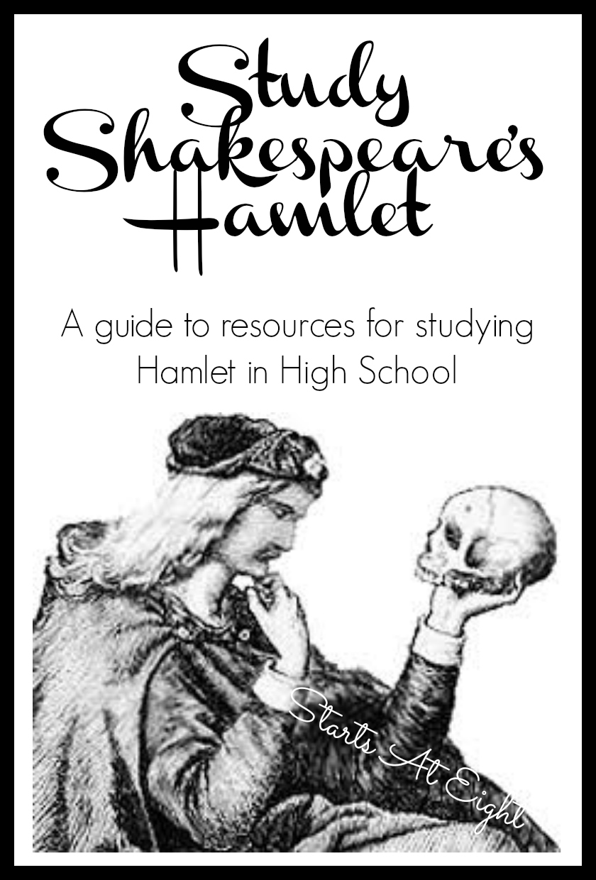 A Study of Shakespeare's Hamlet for High School