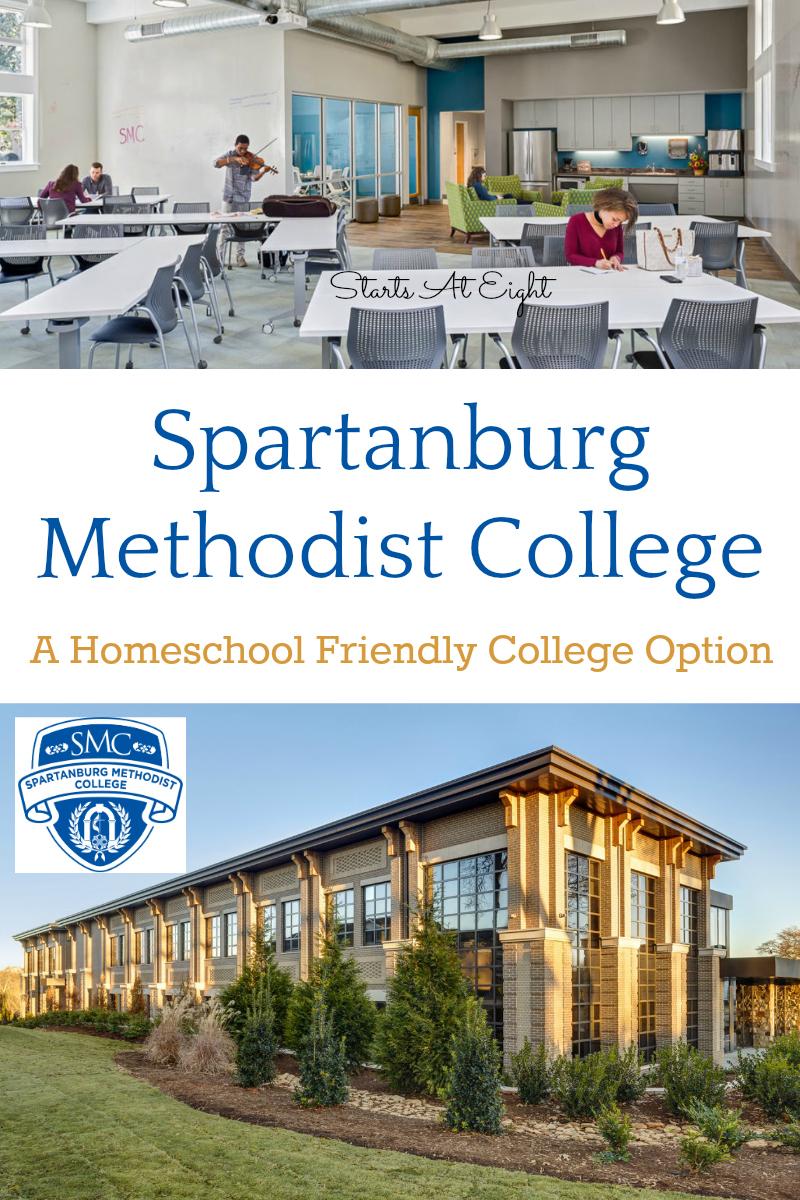 Spartanburg Methodist College  A Homeschool Friendly