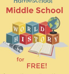 Homeschool Middle School World History for Free - StartsAtEight [ 1000 x 800 Pixel ]