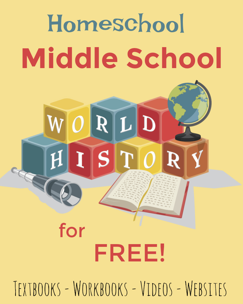 medium resolution of Homeschool Middle School World History for Free - StartsAtEight