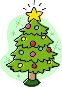 Ankündigung Schleifchenturnier 2016 - weihnachtsbaum
