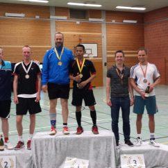Fotos - Hannover 2016 - Alle B+ Doppel-Medaillen für Startschuss!