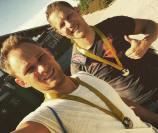 Fotos - Helsinki 2016 EuroGames - Goldmedaille B-