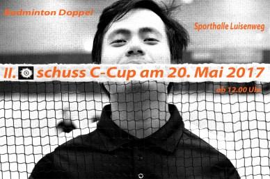 Zweiter Startschuss-C-Cup 2017