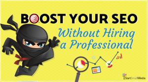 boost website seo without hiring professional ninja tricks