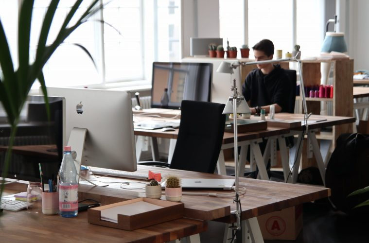 create the perfect office