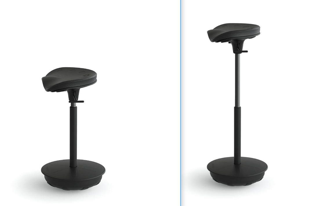 Chairs and Stools for Standing Desks
