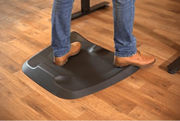 Topo Best Standing Desk Mat Antifatigue Mat Calculated Terrain Is