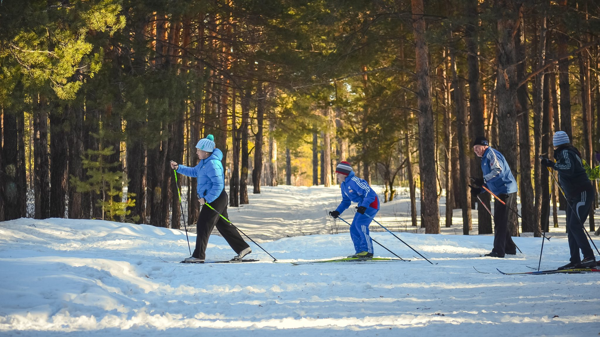 Stay-Active-Cross-Country-Skiing