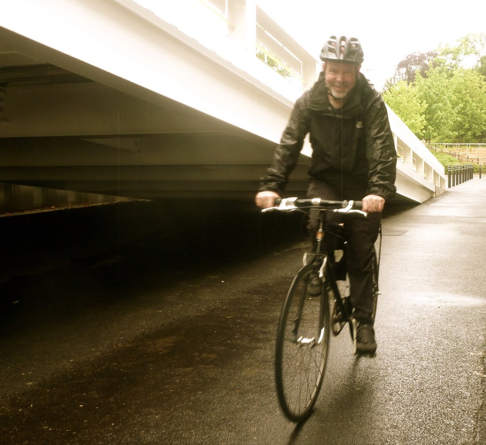 Biking-In-The-Rain-Waterproof-Clothing