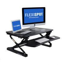 Flexispot M2B standing desk converter