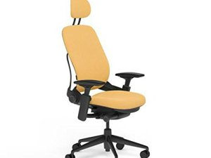 back pain chairs. Steelcase Leap With Headrest Chair For Lower Back Pain Chairs