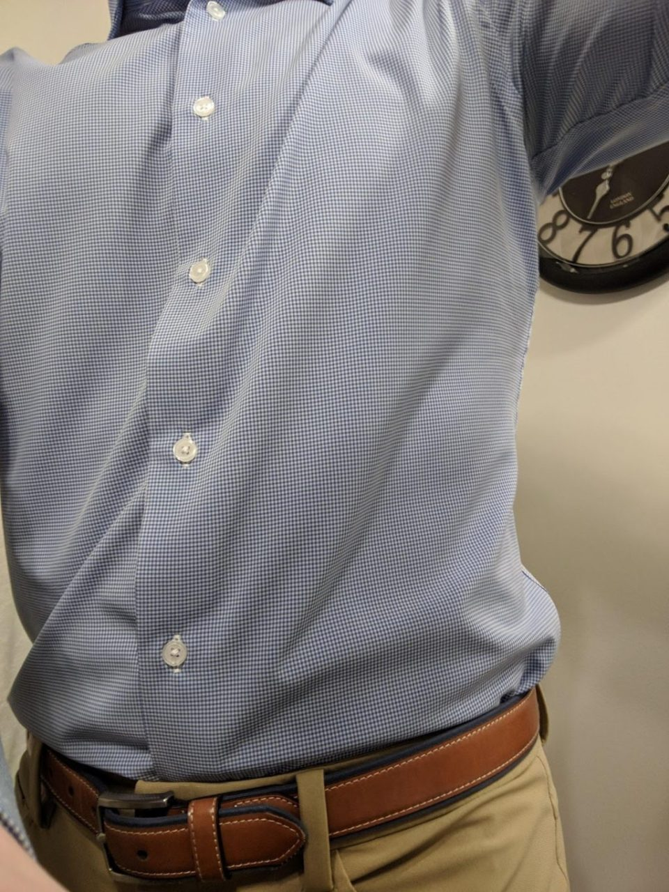 Front of shirt 2 - State and Liberty Shirt Review