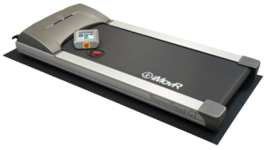 thermotread gt under-desk treadmill