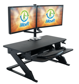 iMovR Ziplift - Varidesk Alternatives