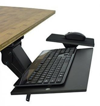 Best Standing Desk Keyboard Tray: Uncaged Ergonomics