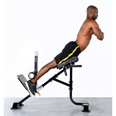 Roman Chair Back Extensions - Top 5 Exercises Making Your Back Pain Worse
