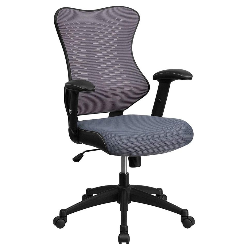 Flash Furniture High Back Office Chair - Best Chairs for Back Pain