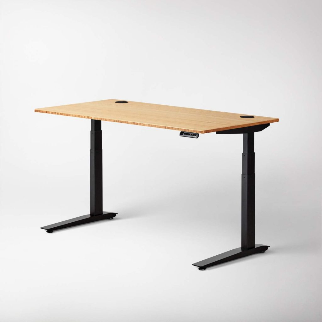 Best Standing Desks - Fully Jarvis Bamboo