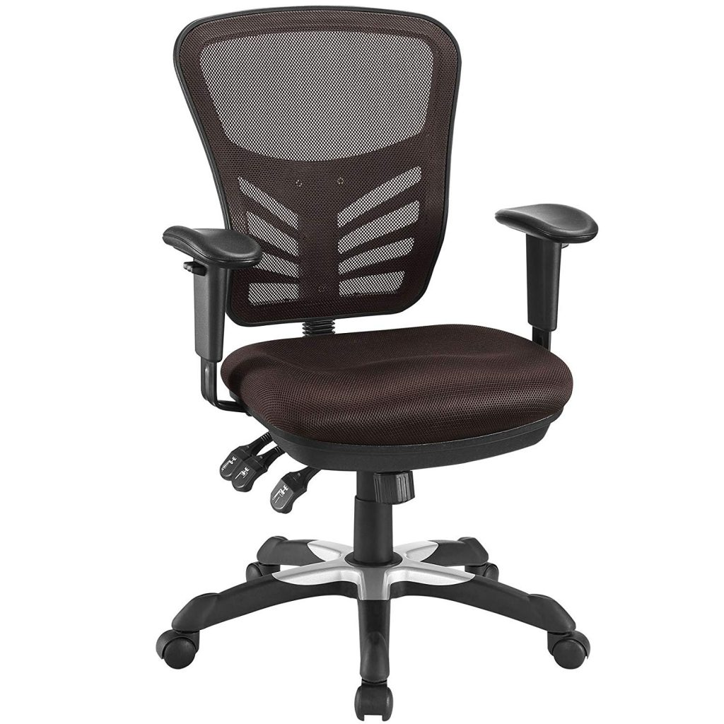 office chair leaning to one side ikea club chairs best 2019 comparisons reviews start standing modway articulate