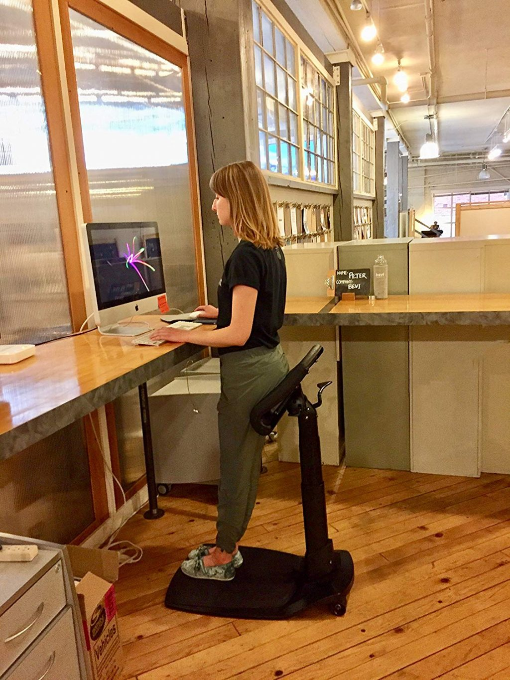 Ergo Impact Leanrite   Best Chairs And Stools For Standing Desks