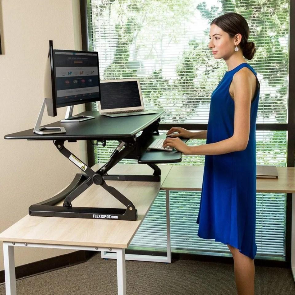 Flexispot M3B - Best Standing Desk Converters